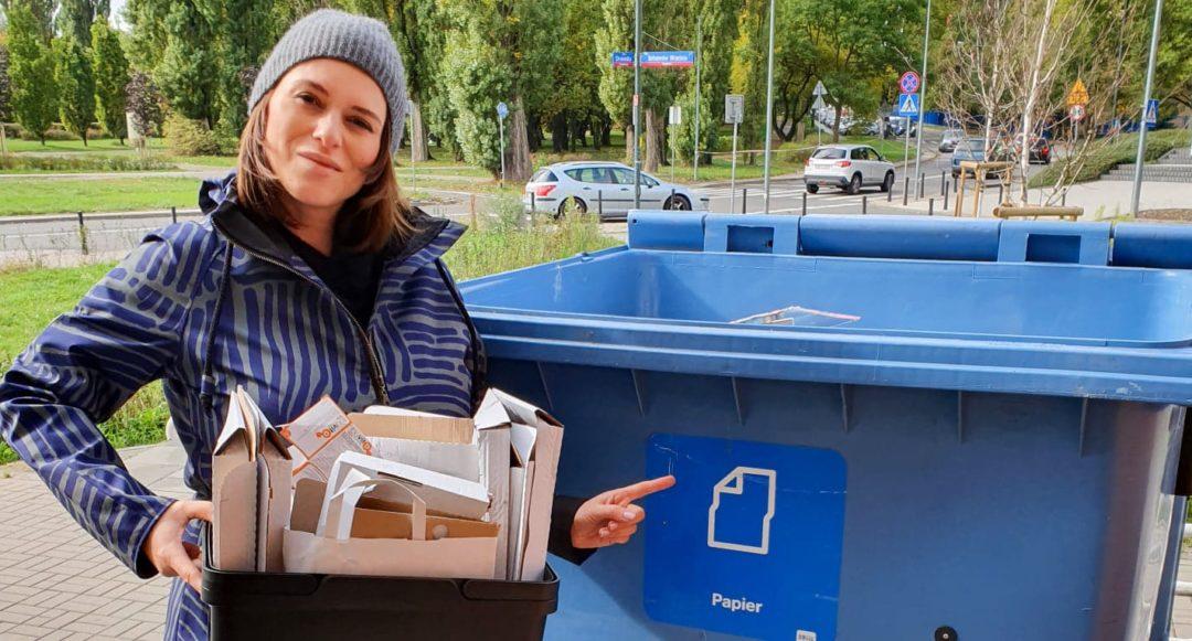 Segregacja śmieci to nie jest kwestia wyboru