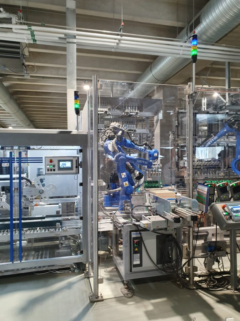 Wizta w fabryce Werner & Mertz